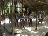Доминикана февраль 2012 года, местные танцы